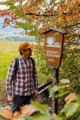 Talwanderung Inzell | Herbstwandern im Chiemgau | Moor-Erlebnis-Pfad und Reifenrutsche Kesselalm 13