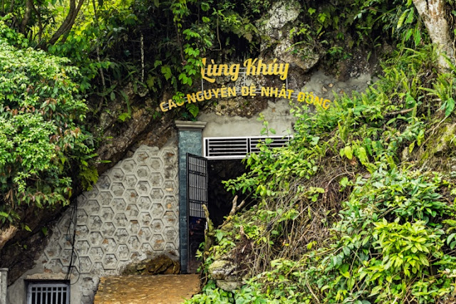 LUNG KHUY CAVE - The best worth place to see if you are in Ha Giang