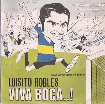 Luisito Robles - Viva Boca