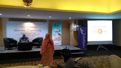 Dr. Afriyanti Sandhi SpBP-RE, MARS menunjukkan bahaya kecelakaan di rumah