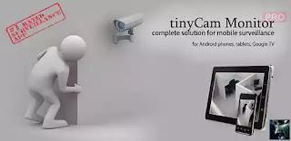 TinyCam Aplikasi CCTV Terbaik
