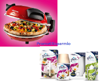 """Concorso """"Vinci con Glade il forno Pizza by Ariete"""" : 46 premi del valore i 90€"""