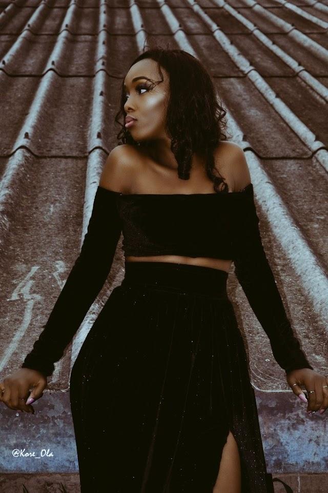 TRENDINGIST FACE OF THE WEEK: Meet aspiring actress, Naomi Afolabi