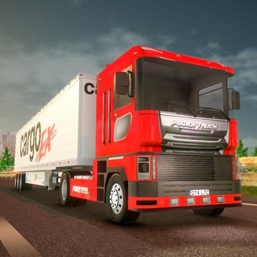تحميل لعبة Dr. Truck Driver: Real Truck Simulator 3D v1.5 مهكرة للاندرويد نقود لا نهاية