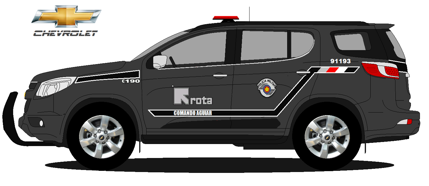 Trailblazer Rota Dcp Design