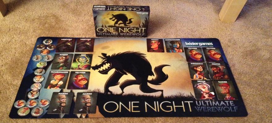 Cara Bermain Werewolf Card Game