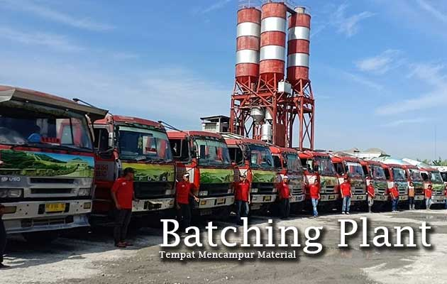 Batching Plant Terdekat di Cibitung Bekasi