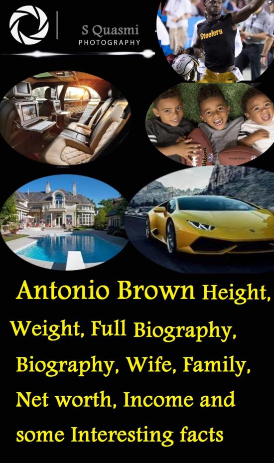 Antonio-brown-full family