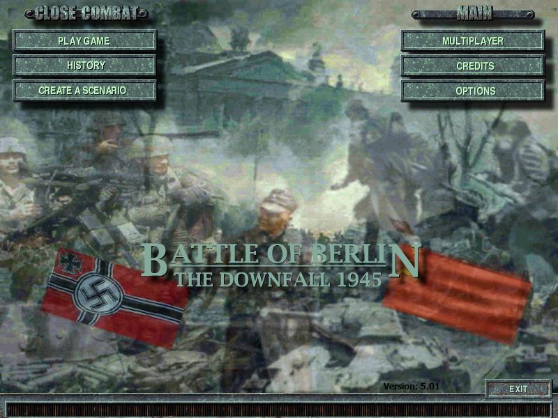 Anatoli S Game Room Close Combat 5 Battle For Berlin