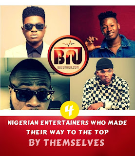 4 Nigerian Entertainers