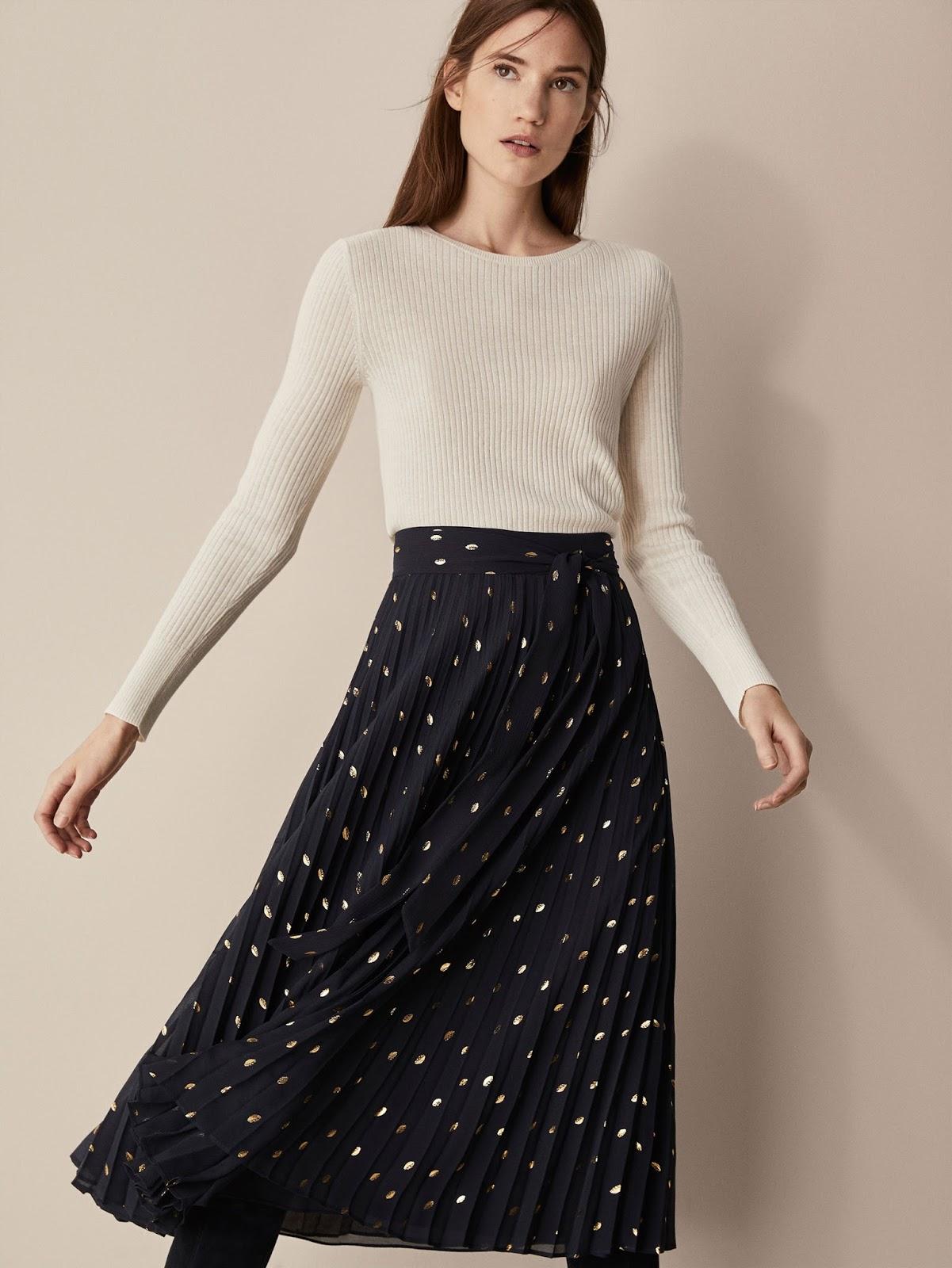 74d24552f Vas a llevar falda midi y plisada? - El armario de Lu by Jane