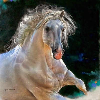 realismo-cuadros-de-caballos-corriendo