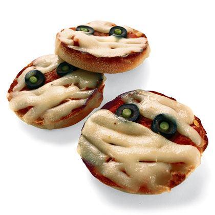Pizza Mummies Recipe