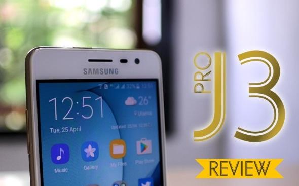 Informasi Penting Seputar Kelebihan dan Kekurangan HP Samsung Galaxy J3 Pro, Review Smartphone Samsung Galaxy J3 Pro