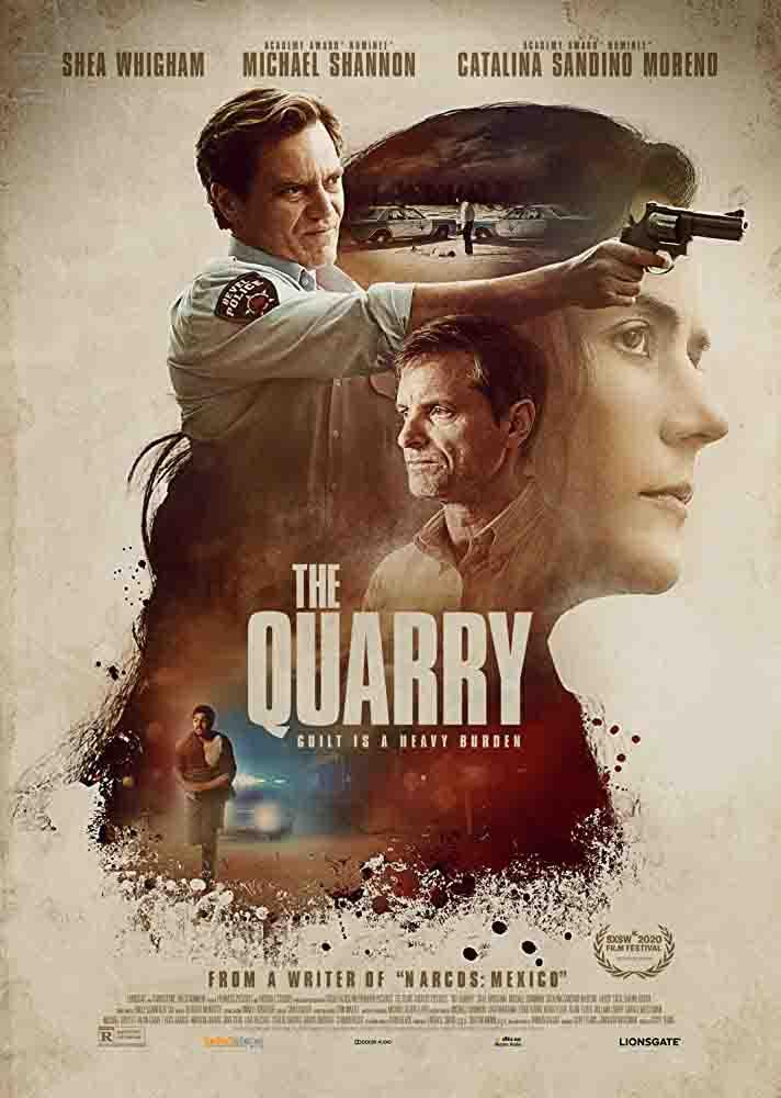 مشاهدة فيلم The Quarry 2020 مترجم
