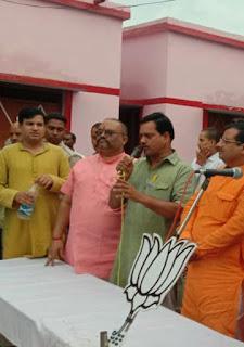 MP Menka Gandhi Regular Visit To Sultanpur News In Hindi Uttar Pradesh