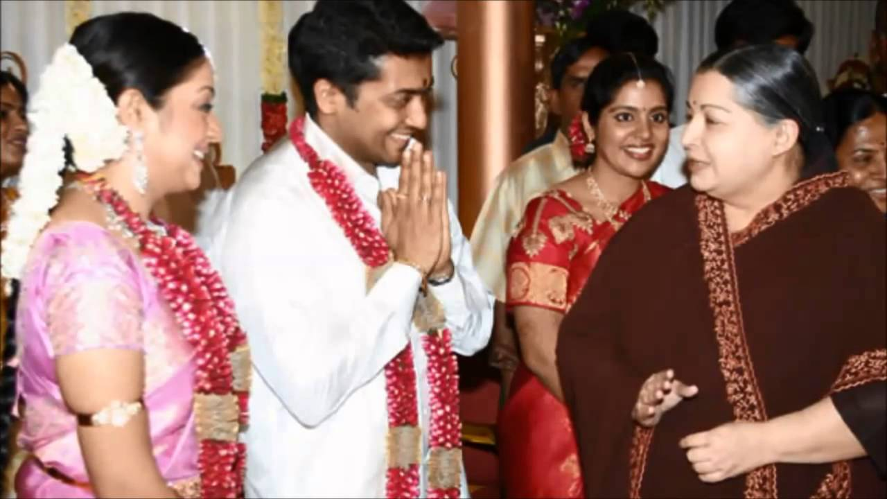 Jyothika Mehndi Ceremony : Surya and jyothika wedding reel love to eternal togetherness