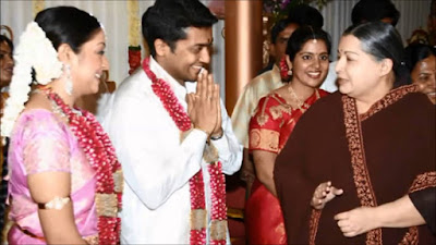 Jayalalitha-in-Surya-wedding