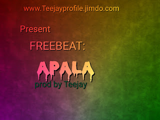 FREEBEAT APALA PROD BY TEEJAY