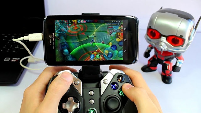 Cara Bermain Game Mobile Legend Yang Benar