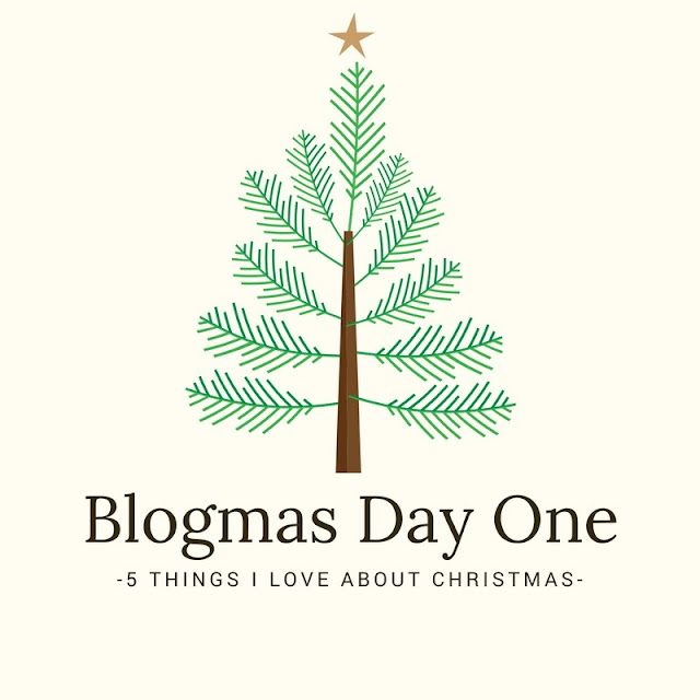 Blogmas day one