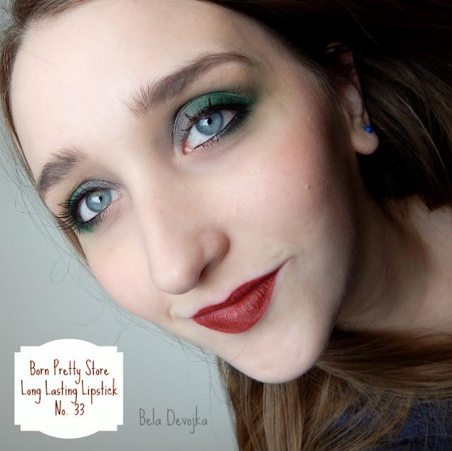 Born Pretty Store Longlasting Lipstick 33