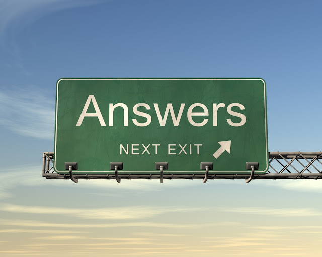 Answers - Next Exit