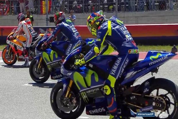 Kalau Mau Ngalahin Marquez-Honda, Yamaha Mesti Dengerin Rossi