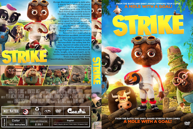 Strike DVD Cover