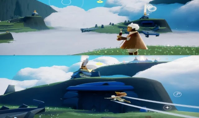 تحميل لعبة Sky للاندرويد ولايفون APK