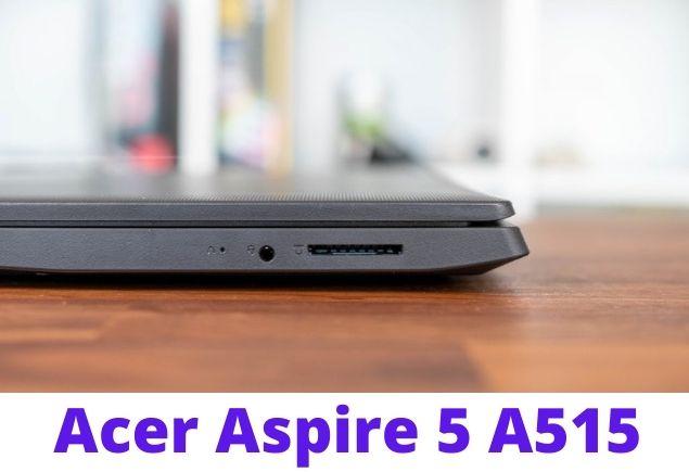 Acer Aspire 5 with Ryzen DISPLAY