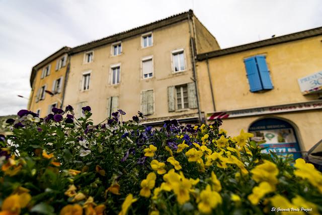 Calles de  Anduze - Francia, por El Guisante Verde Project