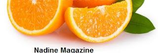 عصير البرتقال الاحمر
