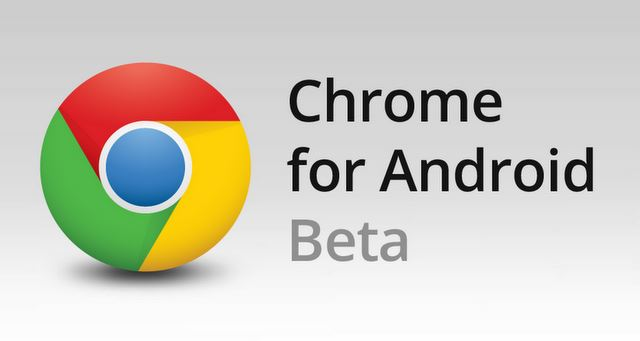 Chrome mobile Android