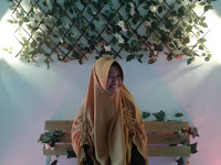 Hijrah part 1 Jilbab Saringan Tahu