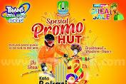 Trans Snow World Spesial Promo HUT Kota Bekasi Great Sale 7 - 14 Maret 2020