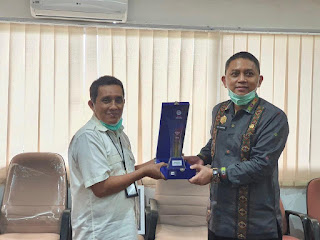 Pemkab Deli Serdang Terima Penghargaan BKN AWARD 2020