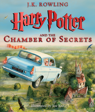 Harry Potter and the Chamber Of Secrets J.K. Rowling, Jim Kay cover