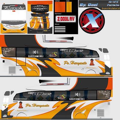 livery bussid po haryanto kuning