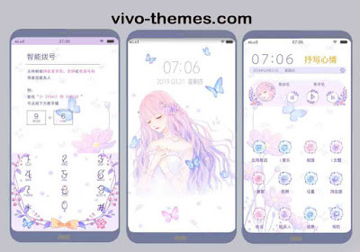 Butterfly Theme Party For Vivo Android