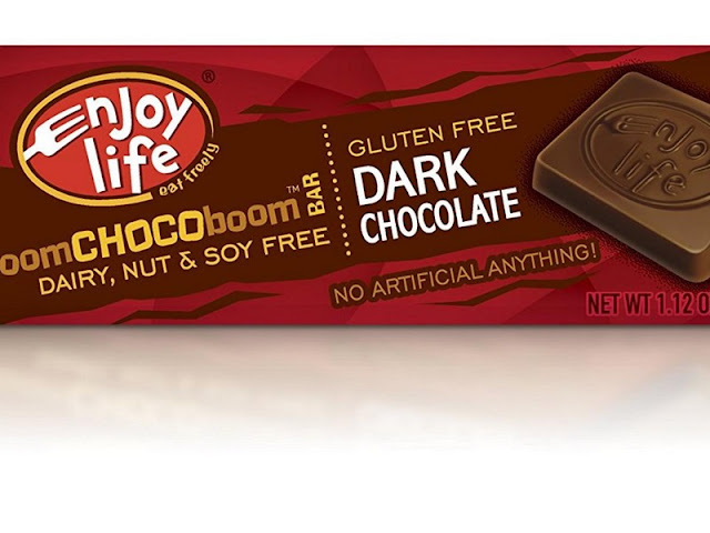 gluten chocolate