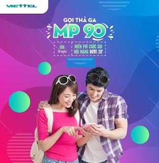 Gói MP90 Viettel