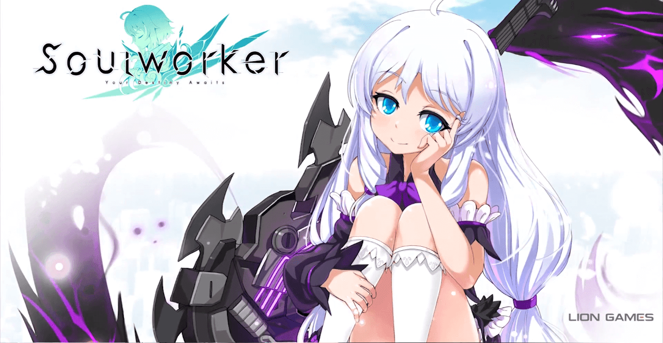 SoulWorker - Main Theme ver.2  [Wallpaper Engine Anime]