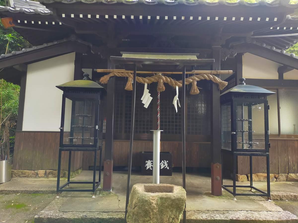 第十九番 権現山 毘沙門堂(広島県真言宗教団)