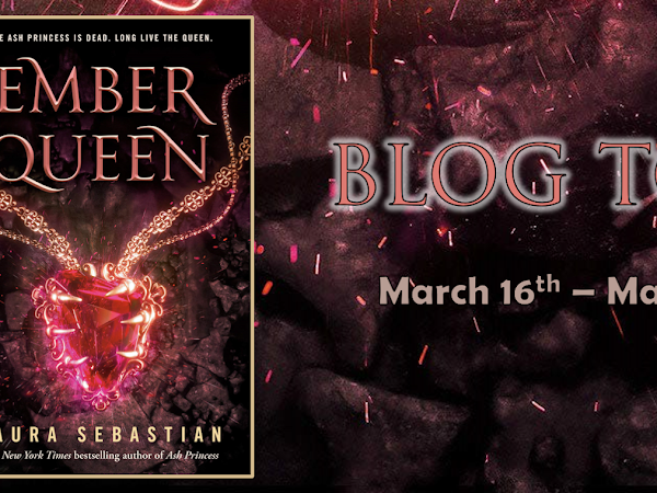 Ember Queen Blog Tour: Review, Excerpt, and Giveaway