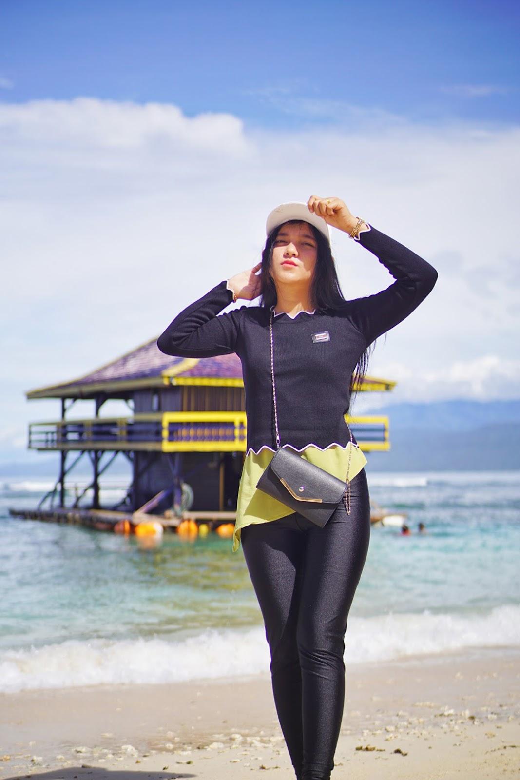 Kumpulan Konsep Hunting Foto Model Cantik Di Pantai