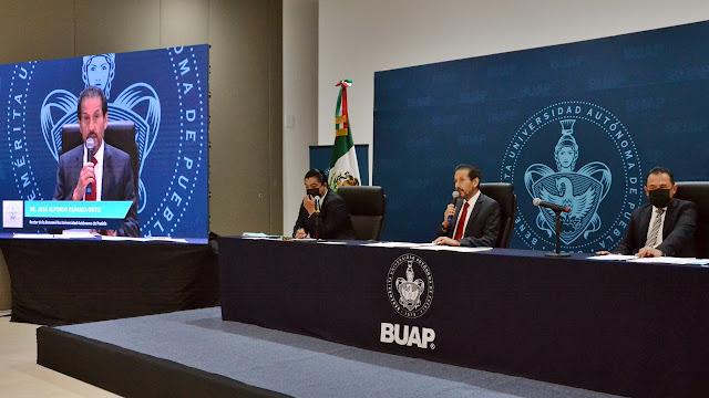 Consejo Universitario da legitimidad a elección de Lilia Cedillo como rectora electa de la BUAP