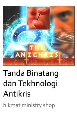 TANDA ANTIKRIS