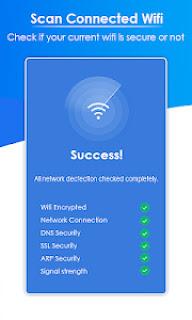 تحميل تطبيق WiFi Security & Boost v1.4 (Premium) Apk