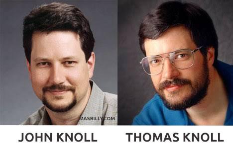 thomas knoll, john knoll,